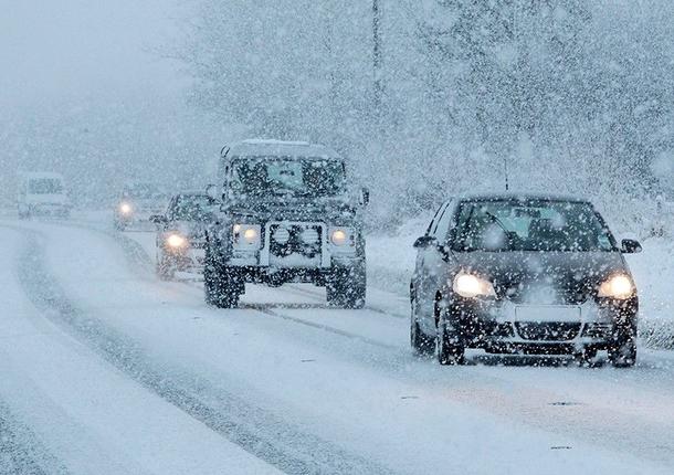 Снег в Оренбургской области может ухудшить ситуацию на дорогах